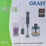 Graef Stabmixer HB502 Family Line