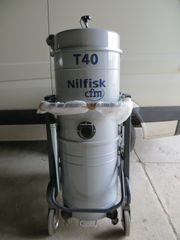 NILFISK CFM T40 L100 NASS-TROCKENSAUGER
