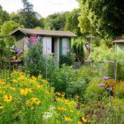 Garten Schrebergarten Freizeitanlage