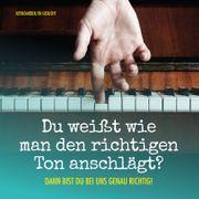 Keyboarder in Pianist in gesucht