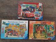 Puzzle-Set von Ravensburger 3x49 Teile