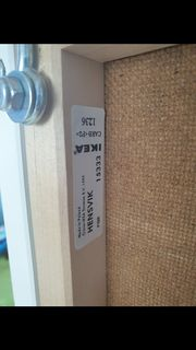 Hensvik Babybett Kinderbett von Ikea