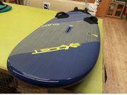 Surfbrett Freeraceboard EXOCET S-line Carbon
