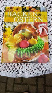 Neuwertiges Buch Backen zu Ostern