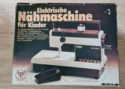 Elektrische Kindernähmaschine von PFAFF Tipmatic