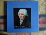 Die Haydn-Edition II Symphonien 93-104 -