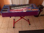Keyboard inkl höhenverstellbarem Ständer Marke