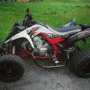 Quad Yamaha raptor yfm 700r