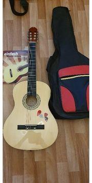 Akkustik Gitarre