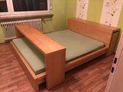 Doppelbett von IKEA