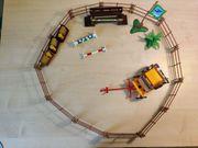 Playmobil Turnierplatz mit Tribühne und