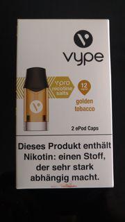 Vype ePod Cap Golden tobacco