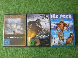 CDs, DVDs, Videos, LPs - DVD Paket 7 Stück