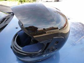 Motorrad-Helme, Protektoren - Shoei TFX Fieberglass Integralhelm Gr