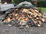 Brennholz Ofenfertig ca 9 qm