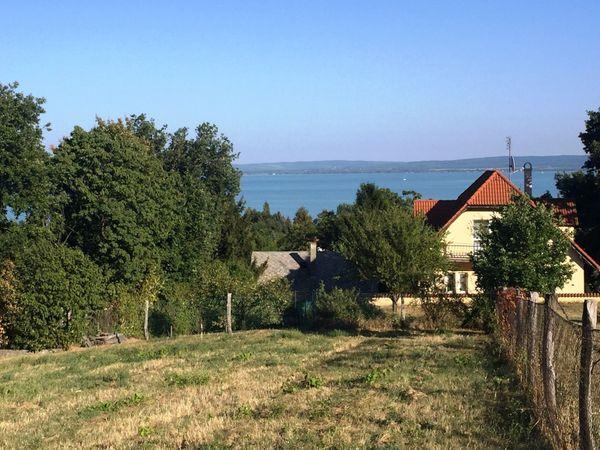 Ungarn 2 Grundstücke bei Balatonszepezd
