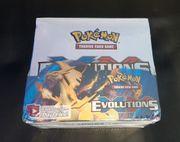 Pokemon Evolution XY Proxy Display