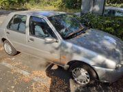 Ford Fiesta Ghia mit neuen