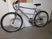 Herren-Fahrrad silber 21 Gänge Special