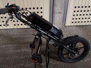 Zuggerät für Rollstuhl