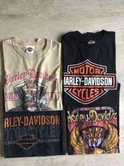 Harley Davidson T-Shirts 4x Größe