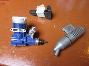 JBA 52 Modellmotor neu
