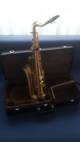 Blasinstrumente - Altsaxophon - Roy Benson AS-201 - Kindersaxophon