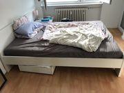 Doppelbett ASKVOLL von IKEA