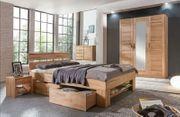 Schlafzimmer Sofie 2 Kernbuche massiv