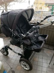 Kinderwagen für Zwillinge