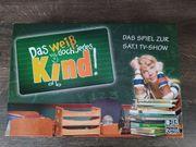 Parker Brettspiel Wissensspiel - Das weiß