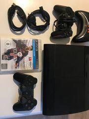PlayStation slim 3 500 GB