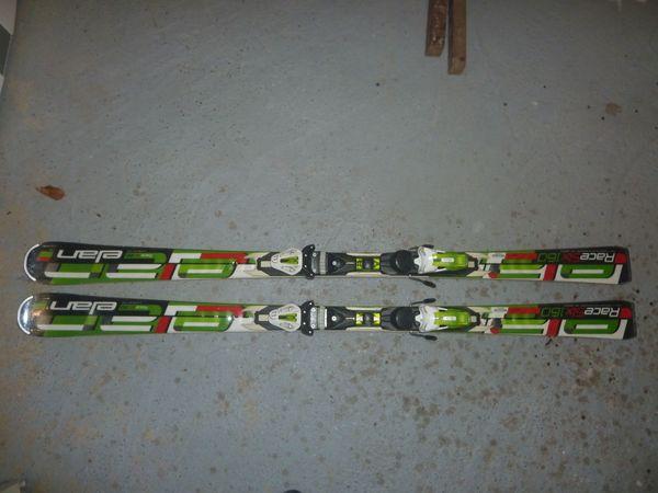 Elan Race SLX Waveflex 160cm