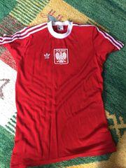 Original Trikot Polen WM 1974