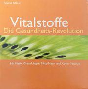 AUDIO CD Vitalstoffe -Die Gesundheitsrevolution
