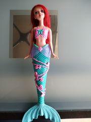 Wasserzauber Arielle Mattel Disney Princess