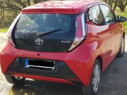 Verkaufe Toyota Aygo x-play Edition