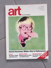 ART Magazine ganzer Jahrgang 1982