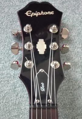 Epiphone Dot Gibson ES335-style Epiphone-Koffer: Kleinanzeigen aus Kempten - Rubrik Gitarren/-zubehör