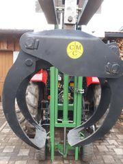 Hubstabler Triplex für Traktor