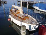 wunderschöne Trintel 1A Segelboot Stahl