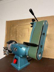 Bandschleifmaschine WASU Swiss Quality