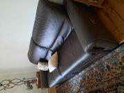 Couchgarnitur Echtleder