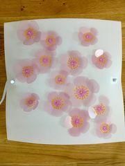 HABA Wandlampe Kirschblüten