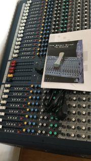 Soundcraft LX7