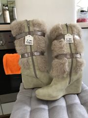 Damen Winter Stiefel