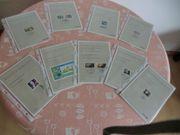 Original Ersttagsblätter aller BRD-Briefmarken komplett
