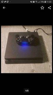 PS4 500 GB FÜR 100