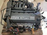 BMW E36 M3 Motor mit