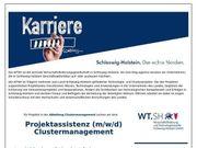 Projektassistenz m w d Clustermanagement
